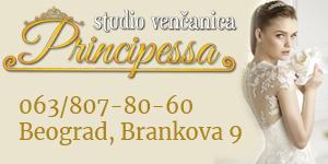 Venčanice Beograd - Principessa